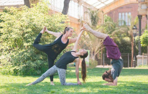 Yoga a la Fresca
