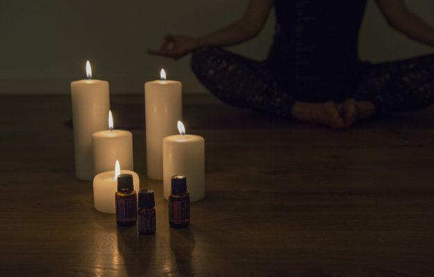 Taller de velas y aceites esenciales