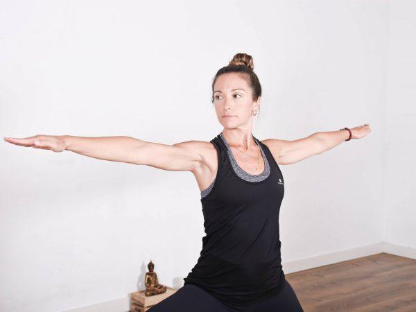 Carola. Profesora de yoga